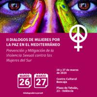 II Diálogos de mujeres por la paz en el Mediterráneo