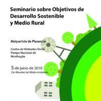Seminario sobre Desarrollo Sostenible en el Medio Rural 2018