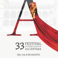 33 Edición Festival de Teatro Clásico de Alcántara