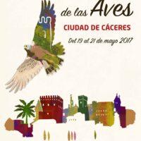 Festival de las aves 2017 en Cáceres