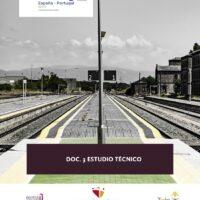 Estudio de viabilidad de un tren turístico en la Provincia de Cáceres.