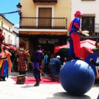 Recibimiento a participantes en la Ruta Alfonso XI Guadalupe