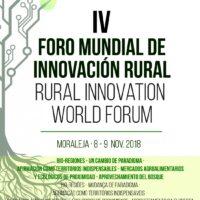 Foro de Internacional de Innovación Rural 2018